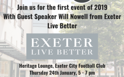 The Exeter Property Circle – New Year, New Event