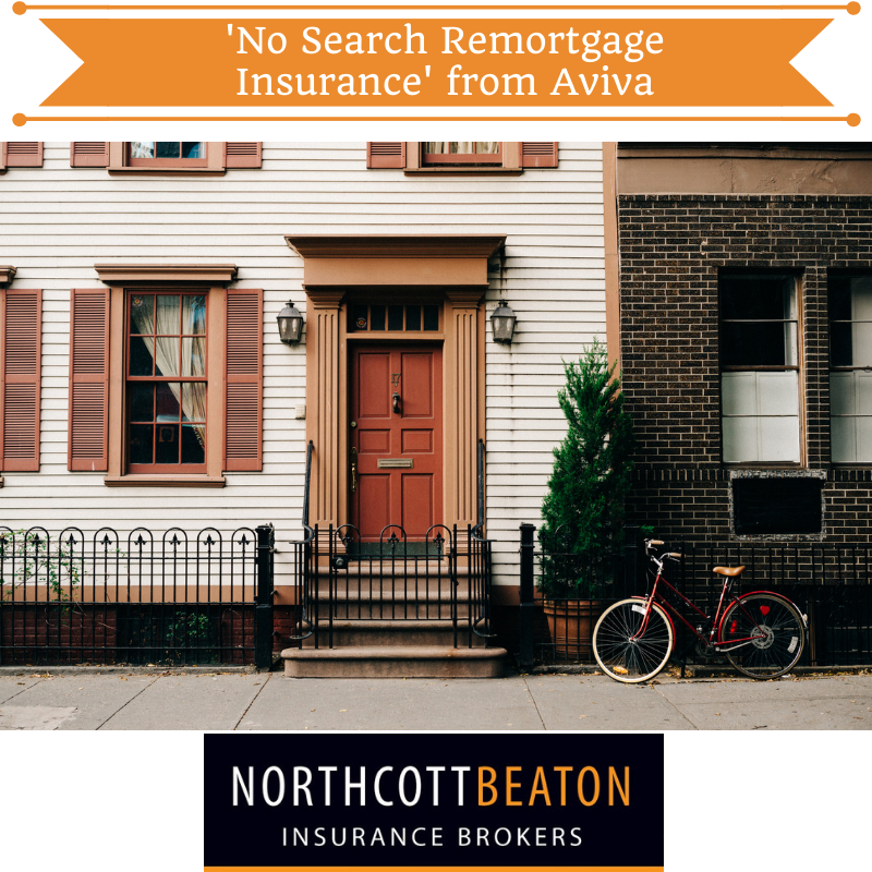 No Search Remortgage Insurance from Aviva | Northcott Beaton